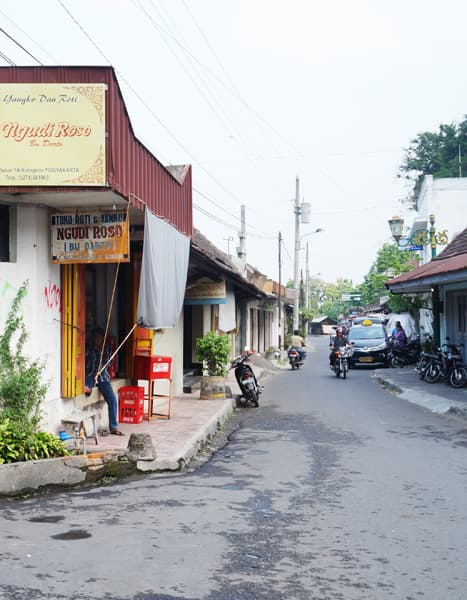 Jalan Kaki di Kotagede