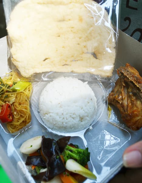 The Art of Eating Nasi Kotak